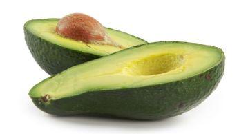 halbierte-Avocado